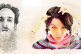 """Sam Beam And Jesca Hoop – """"Every Songbird Says"""" Video (Stereogum Premiere)"""