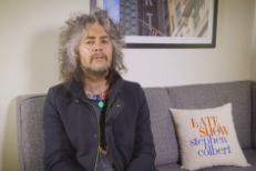 Watch Wayne Coyne Sing About His Influences And Being In The Witness Protection Program