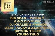 Hot 97 Summer Jam 2016 Lineup
