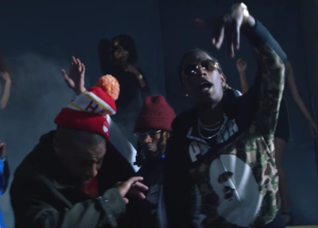 TI and Young Thug - Out My Face video