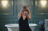 Watch Taylor Swift Lip Sync Jimmy Eat World In Latest Apple Music Commercial