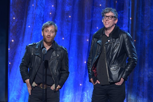 The Black Keys at the Rock And Roll Hall Of Fame