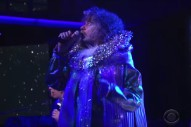 Watch The Flaming Lips &#038; Chewbacca Cover David Bowie&#8217;s &#8220;Space Oddity&#8221; On <em>Colbert</em>