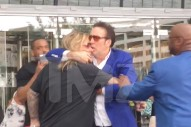 Vince Neil Fights Nicolas Cage At A Vegas Hotel