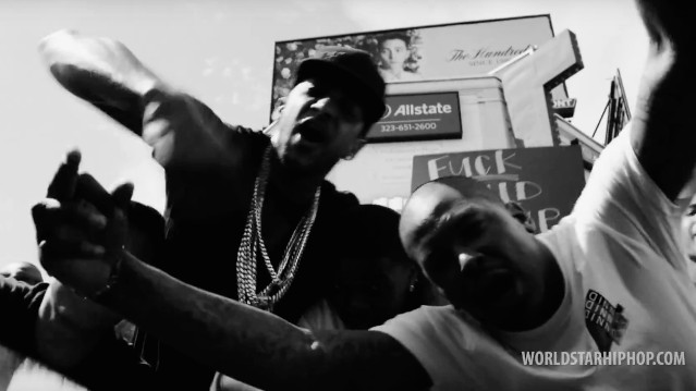 YG and Nipsey Hussle - FDT video