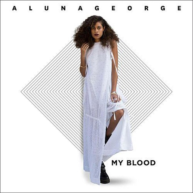 "AlunaGeorge - ""My Blood"""