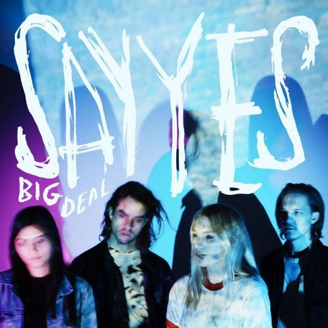 Big Deal Album Cover