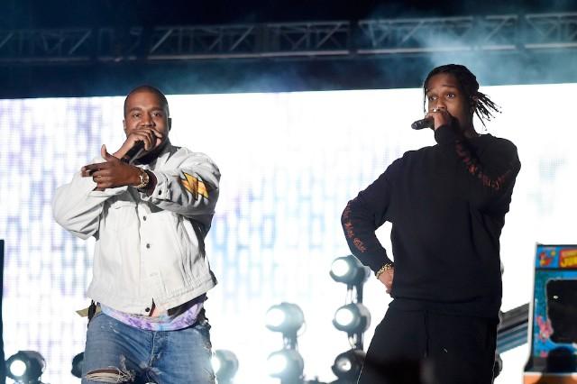Kanye West & A$AP Rocky
