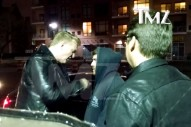 Watch Josh Homme Berate Autograph Seeker Outside Detroit Afterparty