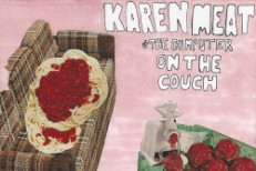 "Karen Meat - ""On The Couch"" (Stereogum Premiere)"