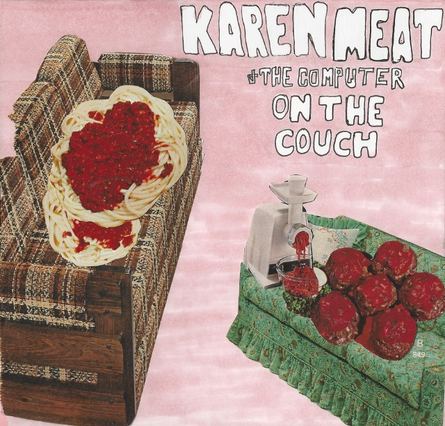 """Karen Meat - """"On The Couch"""" (Stereogum Premiere)"""