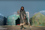 "Preview The Video For M.I.A.'s World Recycle Week Campaign Song ""Rewear It"""