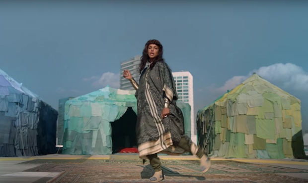 """Preview The Video For M.I.A.'s World Recycle Week Campaign Song """"Rewear It"""""""
