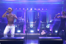 "Watch Rae Sremmurd ""Look Alive"" On Fallon"