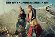 Hear Sonic Youth&#8217;s &#8220;Theme With Noise&#8221; From Unearthed <em>Spinhead Sessions</em>
