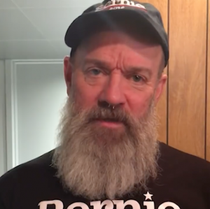 Michael Stipe, Miley Cyrus, Amanda Palmer, Sean Lennon, & Other Artists Endorse Bernie Sanders In New Video