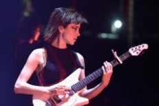 St. Vincent Directing Horror Movie