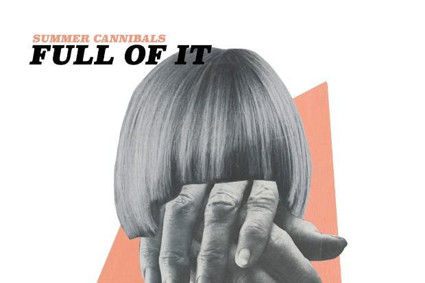 summer cannibals album cover