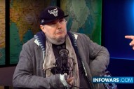 Billy Corgan Returns To <em>Infowars</em> To &#8220;Demolish Social Justice Warrior Brainwashing&#8221;