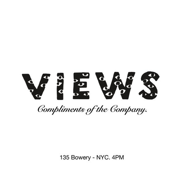Drake Launches Views From The 6 Pop-Up In NYC - Stereogum