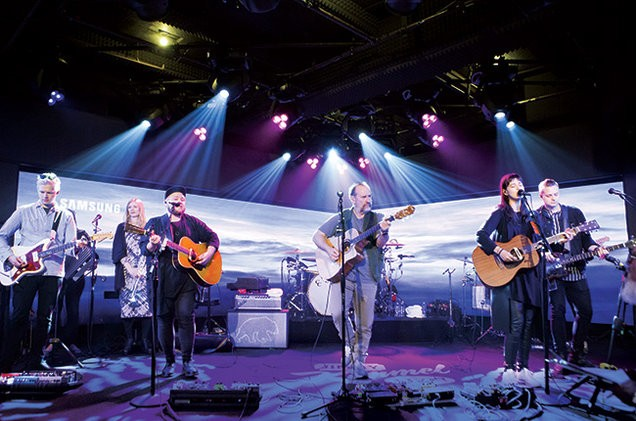Jimmy Kimmel's Next Mashup Monday Is Of Monsters And Men At Work