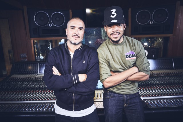 Zane Lowe and Chance The Rapper