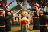 <em>Trumpton</em> Creator&#8217;s Family Says Radiohead&#8217;s &#8220;Burn The Witch&#8221; Video Violates Copyright