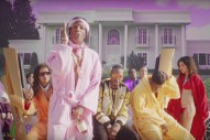 "A$AP Mob – ""Yamborghini High"" (Feat. Juicy J) Video"