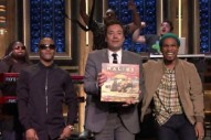 Watch Anderson .Paak &#038; T.I.&#8217;s Blazing-Hot <em>The Tonight Show</em> Performance