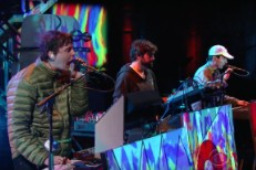 Animal Collective on Colbert