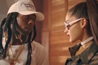 "Ariana Grande – ""Let Me Love You"" (Feat. Lil Wayne) Video"