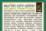 Austin City Limits Lineup 2016