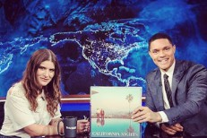 Best Coast on the Daily Show