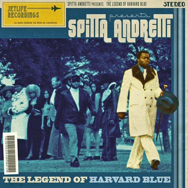 Currensy - The Legend Of Harvard Blue