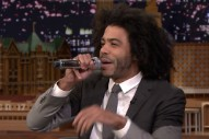 Watch Tony Nominee Daveed Diggs Rap A Clipping. Song On <em>The Tonight Show</em>