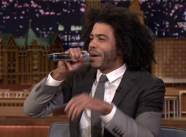 Daveed Diggs on Fallon