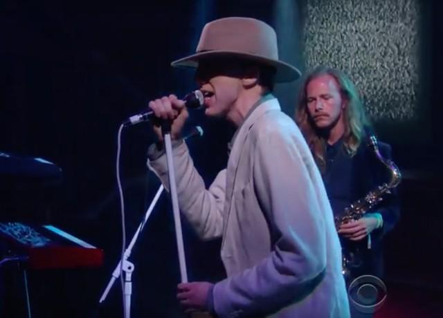 Deerhunter on Colbert