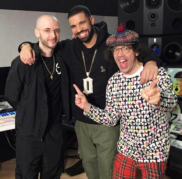 Drake and Nardwuar