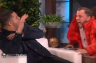 Watch Drake Get Scared, Play Never Have I Ever With Jared Leto On <em>Ellen</em>