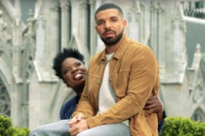 Watch Leslie Jones Objectify The Hell Out Of Drake In <em>SNL</em> Promos