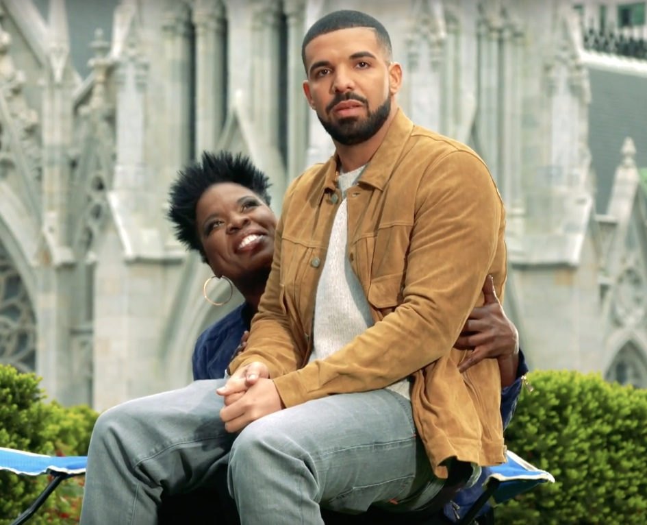 Watch Leslie Jones Objectify The Hell Out Of Drake In SNL Promos - Stereogum