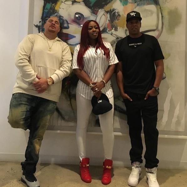 Fat Joe, Remy Ma, and Jay-Z