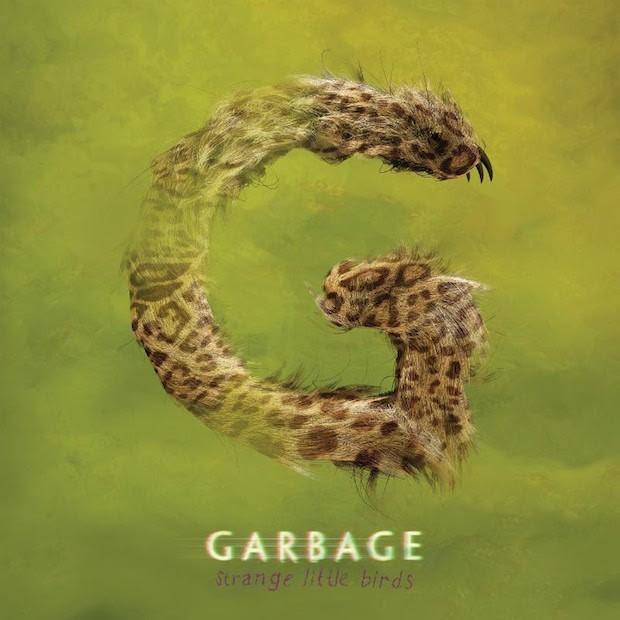 Garbage - Strange Little Birds cover