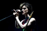 "St. Vincent Explains How Pearl Jam's Jeremy"" Changed Her Life"