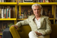 David Byrne Has Written A New Musical About Joan Of Arc