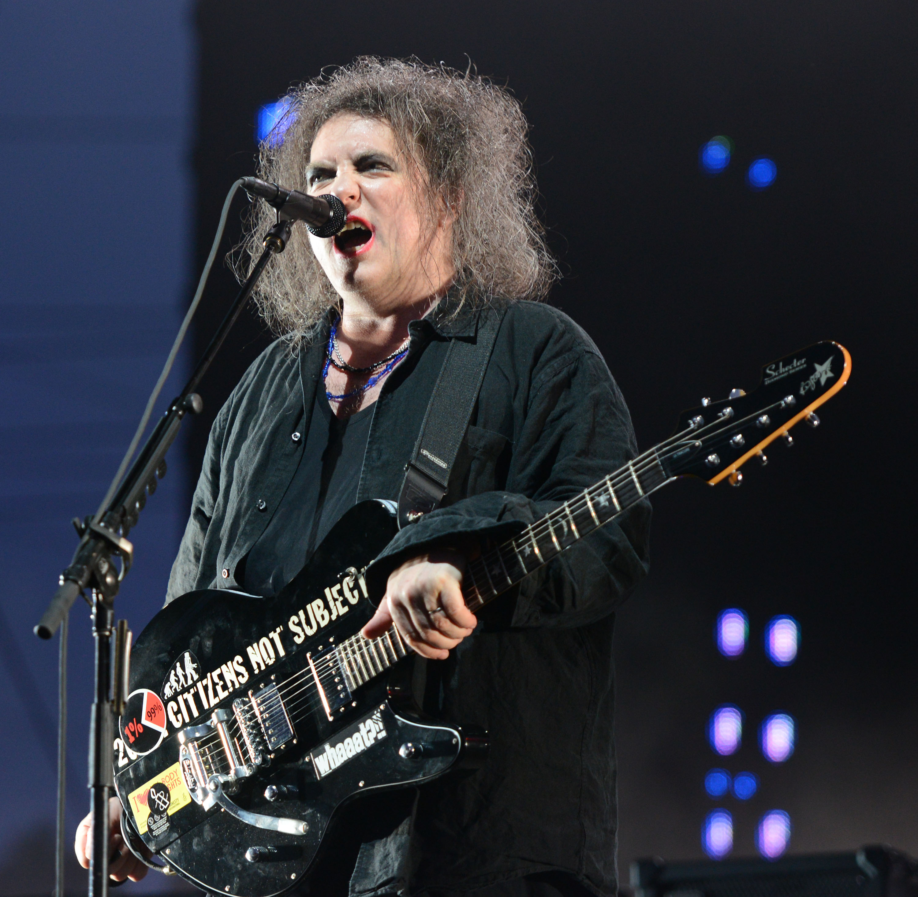 Watch The Cure Debut Two Songs At NOLA Tour Opener