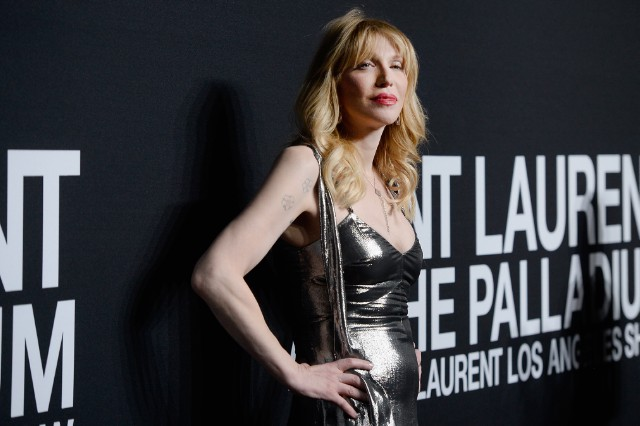 Courtney Love Cast In '80s Drama <em>The Possibility Of Fireflies</em>