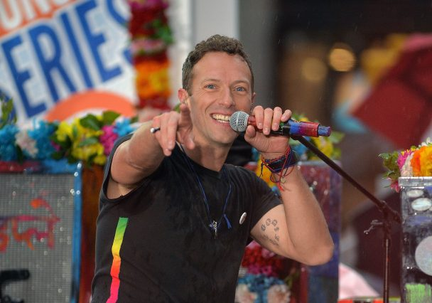 Chris Martin: Sorry, Coldplay Aren't Breaking Up