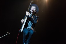 "Watch Beck Cover Prince's ""Raspberry Beret"" At Beale Street Music Festival"