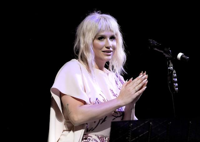 Dr. Luke Blocks Kesha's Billboard Awards Performance